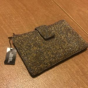 Bamboo trading company clutch